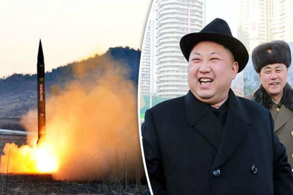 उत्तर कोरिया के मिसाइल परीक्षण को लेकर ब्रिटेन ''चिंतित''