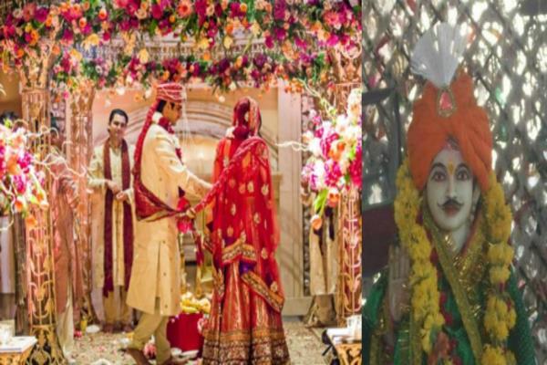 बुंदेलखंड के हर विवाह में बनी रहती है इस देवता की उपस्थिति
