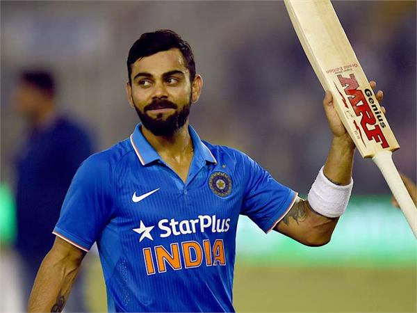T20 में वापसी करने से पहले विराट ने मैच में बताया अपना टारगेट
