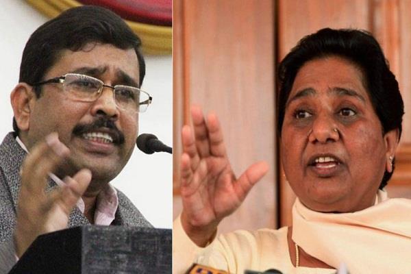 मायावती ने दिग्गज नेता दद्दू प्रसाद और ईशम सिंह को पार्टी में किया शामिल