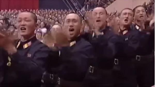 उत्तर कोरिया ने अमरीका पर फैंका परमाणु बम ! वीडियो से दुनिया में मचा हड़कंप