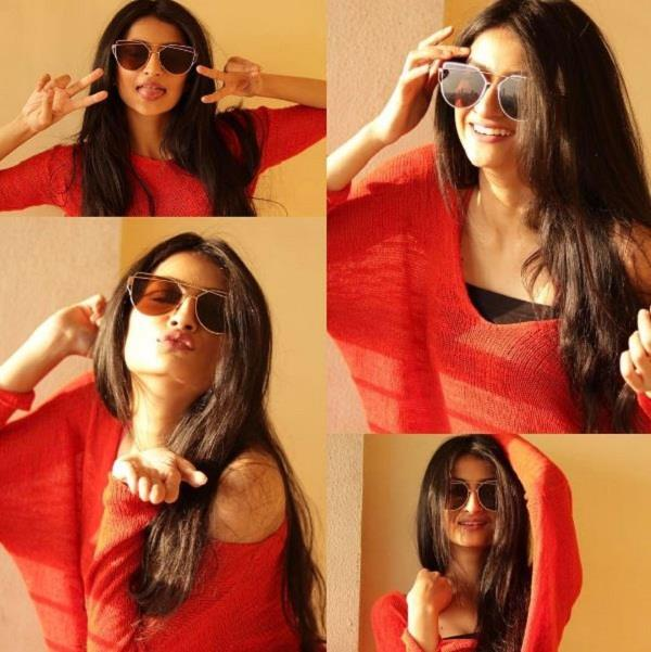 photoshoot of shweta tiwari daughter