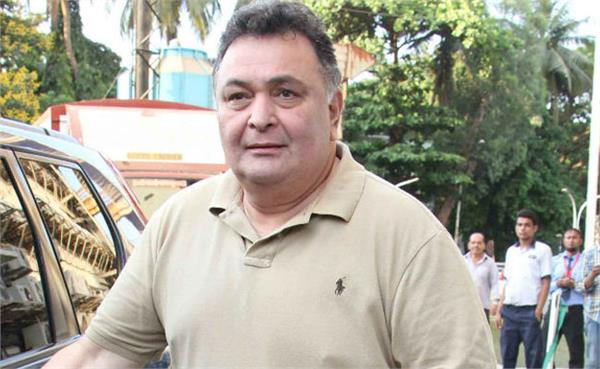 rishi kapoor gets bmc notice for axing tree