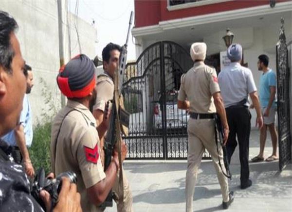 गुरदासपुर गैंगवार के बाद जालंधर में पुलिस का बड़ा सर्च अभियान