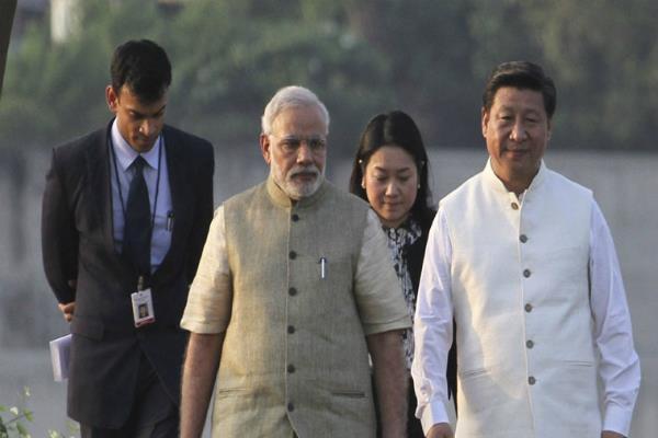 अरुणाचल मामले चीन ने दिखाई भारत को आंख