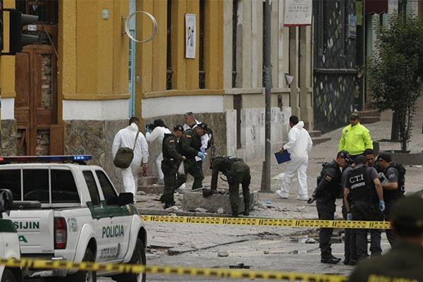कोलंबिया के नाइटक्लब में ग्रेनेड विस्फोट, 36  घायल
