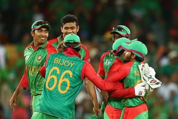 चैंपियंस ट्रॉफी के लिए बांग्लादेश टीम का ऐलान