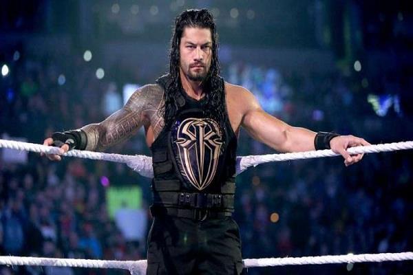 रोमन रेंस को रैसलिंग करने से रोक सकती है WWE कपंनी!