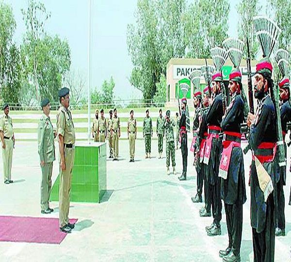 भारत-पाक सुरक्षा अधिकारियों की हुई बैठक