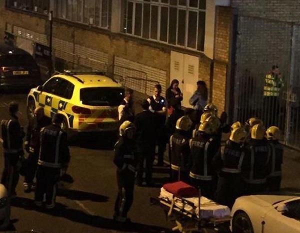 लंदन के नाइट क्लब में एसिड  अटैक, 12 घायल