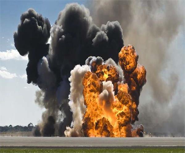 अफगानिस्तान में सबसे बड़े बम हमले में ISIS के 94 आतंकी ढेर