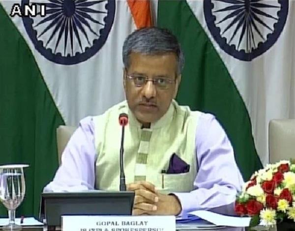 अरुणाचल मुद्दाः चीन को भारत की दाे टूक, नाम बदलने से कुछ नहीं होगा