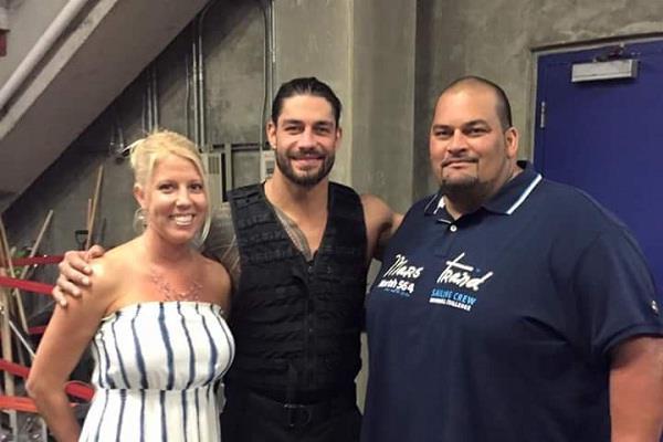 WWE रैसलर रोमन रेंस के बड़े भाई रोजी का हुआ निधन