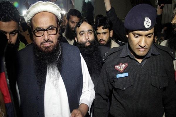 सईद को हिरासत में रखना कानून का कोई उल्लंघन नहीं: पाकिस्तान सरकार