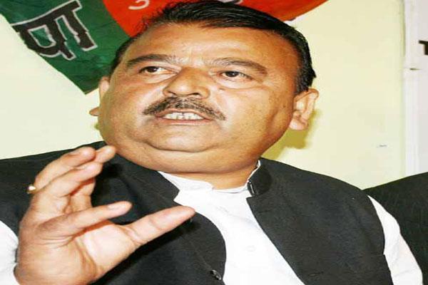 मंत्री गंगा के बयान पर कांग्रेस ने सरकार से मांगी सफाई