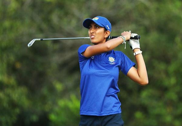 अदिति अशोक, चौरसिया और अली शेर को गोल्फ अवार्डसे सम्मानित किया गया