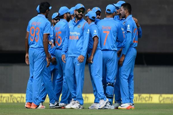 चैंपियंस ट्रॉफी से पहले दो अभ्यास मैच खेलेगा भारत