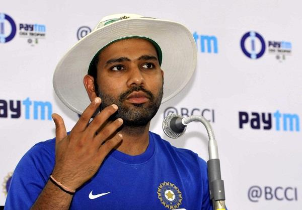 जीत का चौका लगाने के बाद रोहित शर्मा ने दिया बयान
