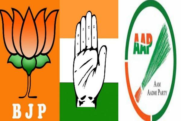 दिल्ली नगर निगम चुनावों की 'दिलचस्प झलकियां'