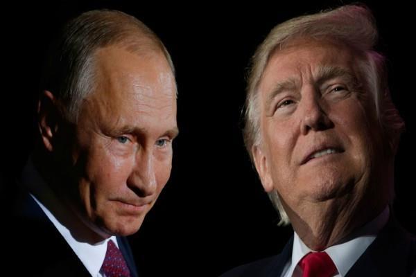 डोनाल्ड ट्रंप के बचाव में उतरे रूसी राष्ट्रपति पुतिन