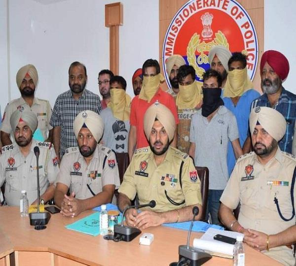 ASI की हत्या  करने वाले गिरोह के 6 सदस्य गिरफ्तार