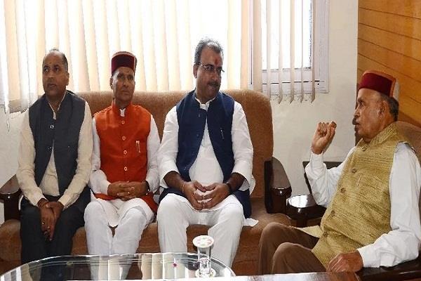 नवनियुक्त प्रभारी मंगल पांडेय ने BJP में भरा जोश, दिया जीत का मंत्र