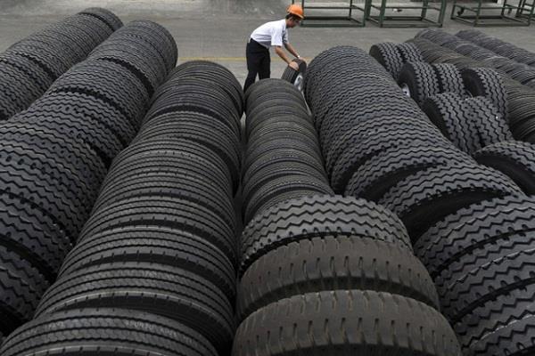 radial tires का आयात नए उच्च स्तर पर