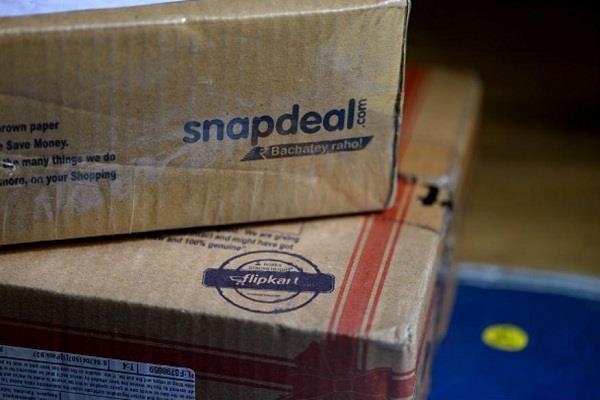 flipkart में विलय से गुम हो जाएगा snapdeal का नाम!