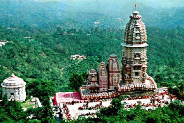 भारत का सबसे ऊंचा शिव मंदिर, पूर्ण होने में लगे 39 वर्ष