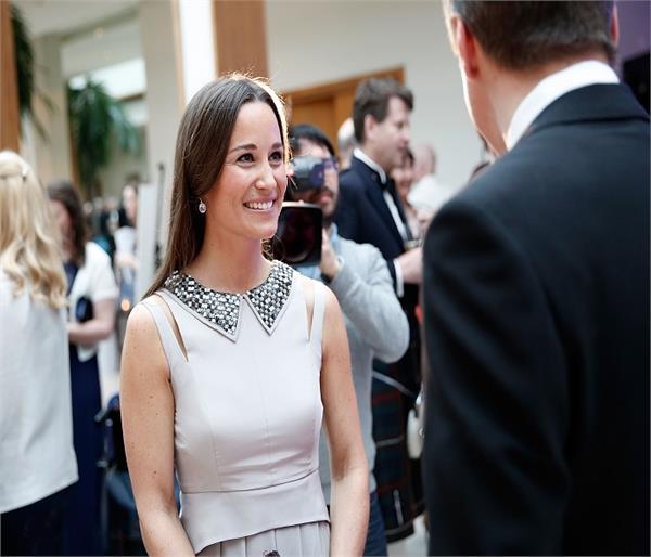 'केट मिडलटन' की बहन की शादी में शामिल होगी यह अमरीकन एक्ट्रैस