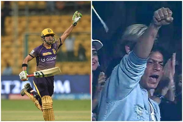 जीत के बाद शाहरुख खान ने गंभीर के अंदाज में ही किया सेलिब्रेशन