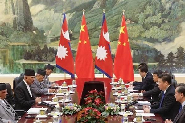 चीन को नेपाल का प्रस्ताव स्वीकार