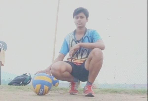 पूर्व नक्सली महिला की बेटी भारतीय वालीबॉल टीम में हुई शामिल