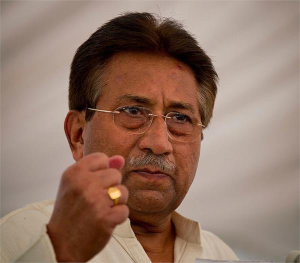 परवेज मुशर्रफ ने माना, आतंकवादी था मुंबई हमले में शामिल कसाब
