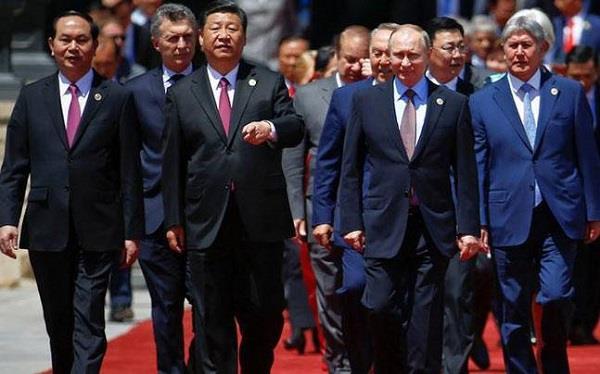 चीन ने OBOR पर भारत की चिंता को बताया बेवजह