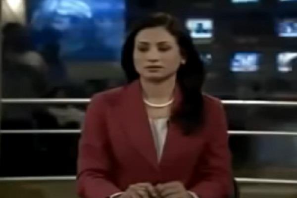 जब टीवी एंकर और मेकअप आर्टिस्ट में हो गया झगड़ा, वीडियो वायरल