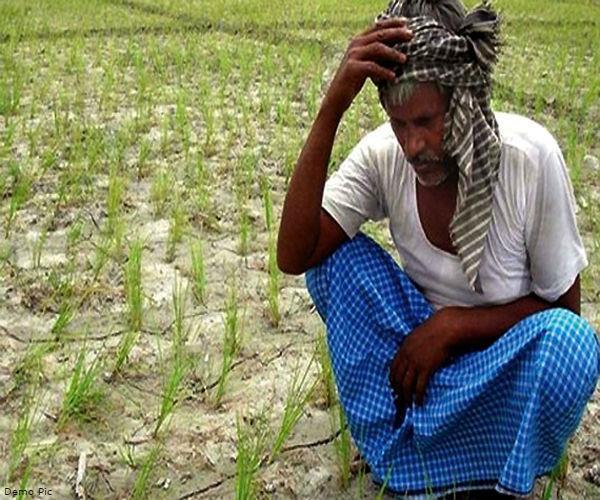 किसानों ने दी चेतावनी, कहा- गंगा का पानी नहीं मिला तो करेंगे आत्मदाह