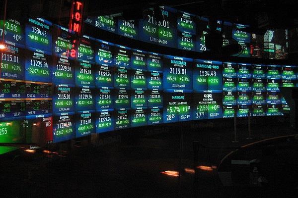 अमरीकी शेयर में कमजोरी, डॉव जोंस 22 अंक फिसला