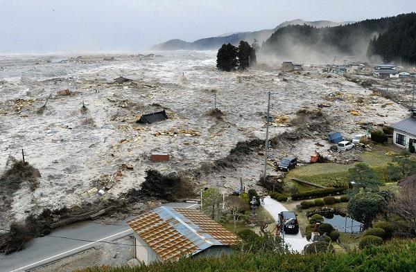 सुनामी से तबाही का खुल गया राज!