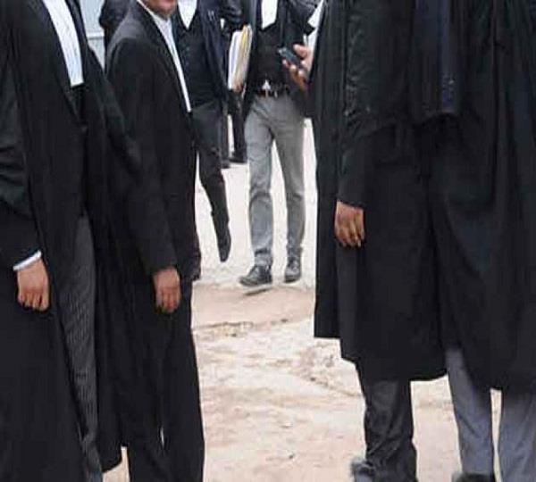 वकीलों ने 44 गांवों की मांग को लेकर फिर से किया संघर्ष का आगाज