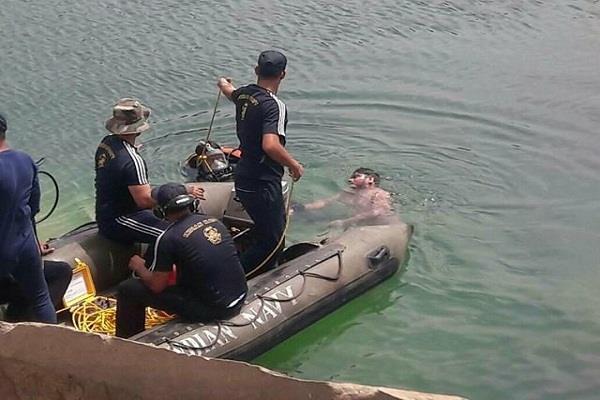 दिल्ली से घूमने आए 3 युवकों की डेथ वैली में डूबने से मौत