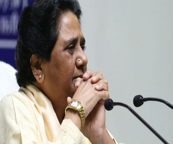 'करारी हार के कारण BSP में मची है रार'