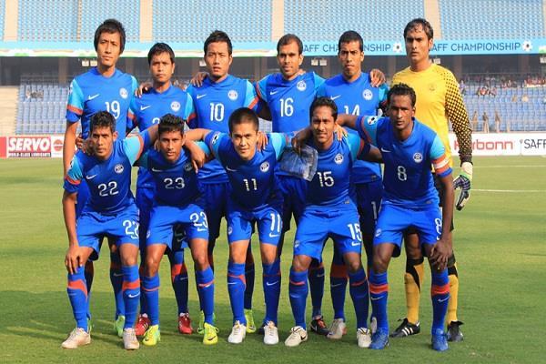 21 साल में पहली बार शीर्ष 100 में पहुंची भारतीय फुटबॉल टीम