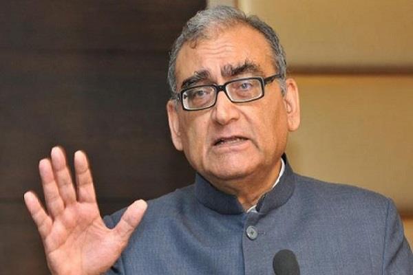 पाकिस्तान के खिलाफ ICJ जाकर भारत ने की गलती: काटजू