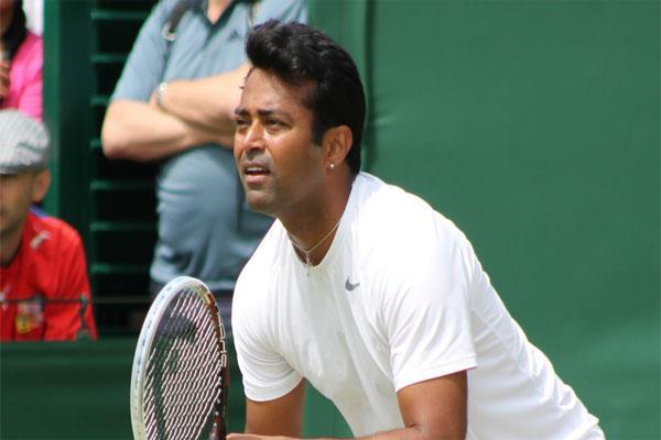 टेनिस रैंकिंग:पेस ने टॉप 50 में की वापसी, बोपन्ना 18वें स्थान पर बरकरार