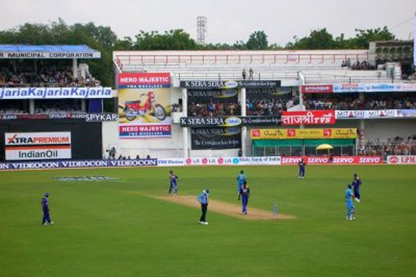 मड़कन क्रिकेट ट्राफी: युवराज के आल राऊंड प्रदर्शन से चंडीगढ़ अच्छी पोजीशन पर