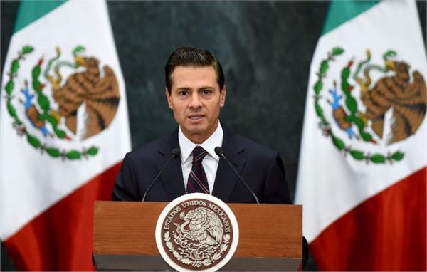 मैक्सिकन राष्ट्रपति ने किया पत्रकारों की सुरक्षा का वादा