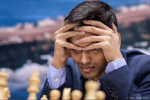 फीडे ग्रांड प्रिक्स शतरंज : हरिकृष्णा की करारी हार
