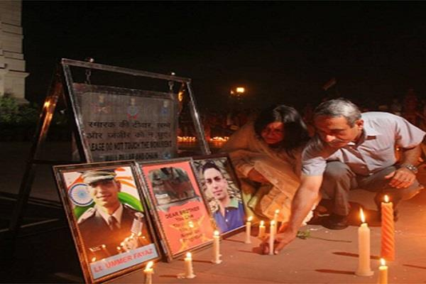 भाजपा की मांग- शहीद उमर फयाज रोड रखा जाए बाबर रोड का नाम