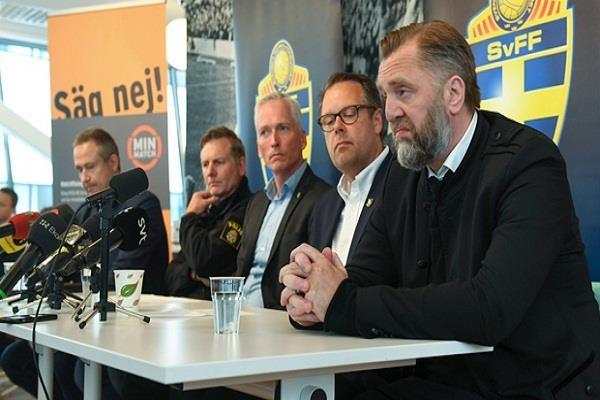 मैच फिक्सिंग के चलते स्वीडिश फुटबॉल लीग मैच रद्द